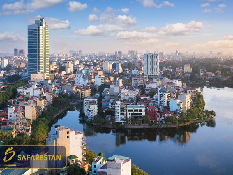 بلیط هواپیما به هانوی شهر جشنواره ها