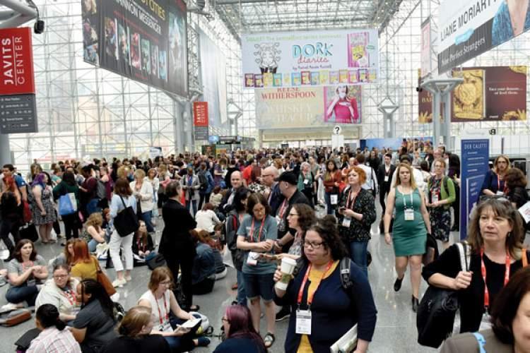 نمایشگاه بین المللی کتاب امریکا به طور مجازی در حال برگزاری است