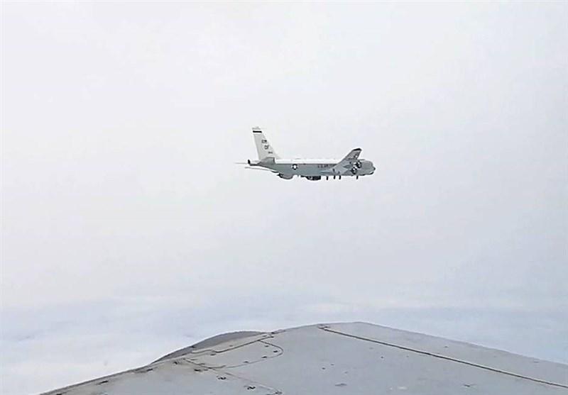 پرواز هواپیماهای آمریکایی در نزدیکی مرز روسیه در دریای سیاه