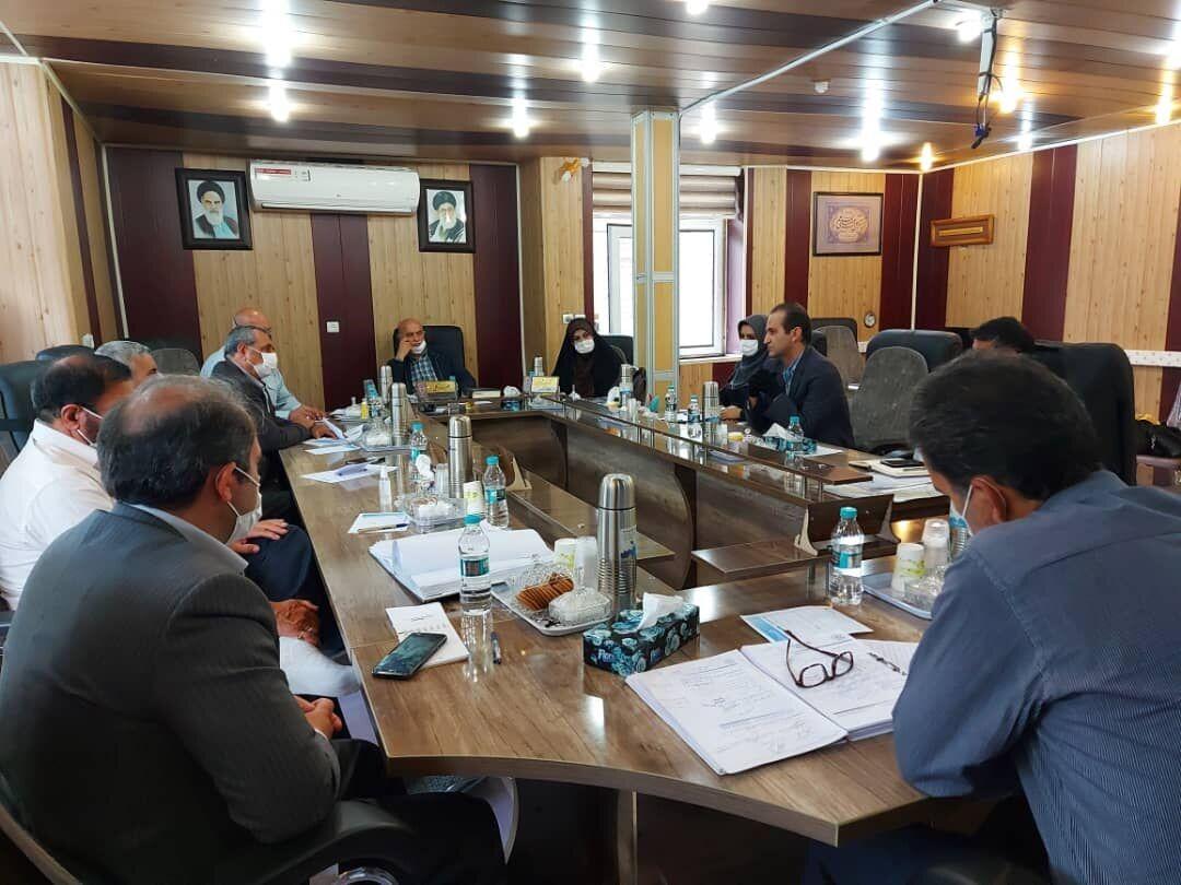 خبرنگاران قیمت بهای خدمات زمین های حوضچه ای شهرکرد تصویب شد