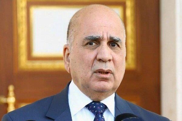 وزیر خارجه عراق وارد واشنگتن شد