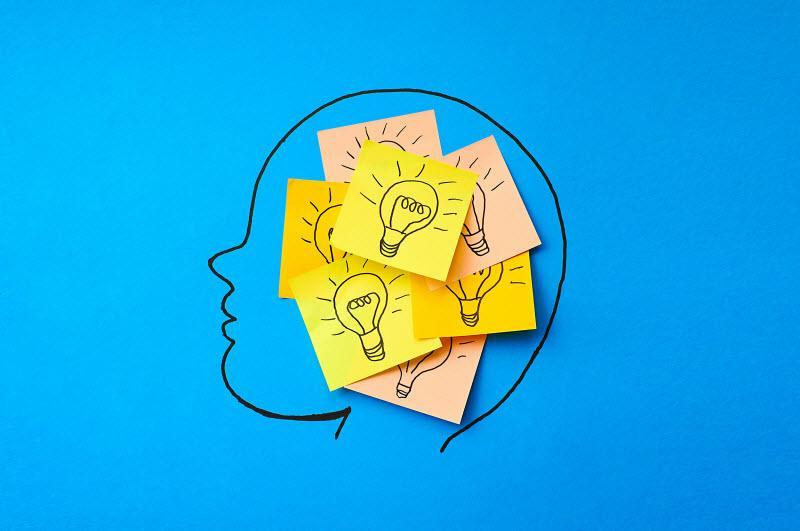تکنیکی برای تقویت حافظه و به خاطر آوردن واژه های فرار: ترسیم نمادی از آنها