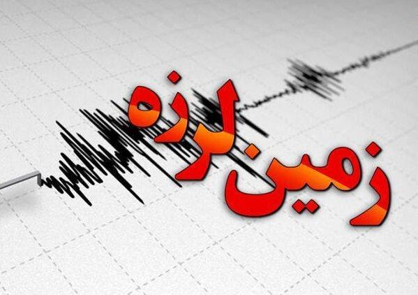 وقوع زلزله 5.2 ریشتری در بهاباد یزد