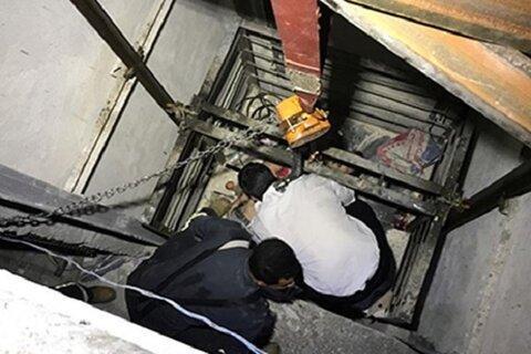مرگ مرد 45 ساله زنجانی در سقوط به چاله آسانسور