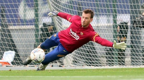 پاسخ منفی بارسلونا به درخواست جدایی گلر ناراضی